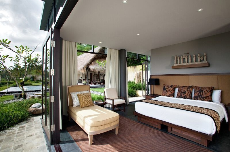 Villa Kelusa Pool Side Bedroom | Ubud, Bali