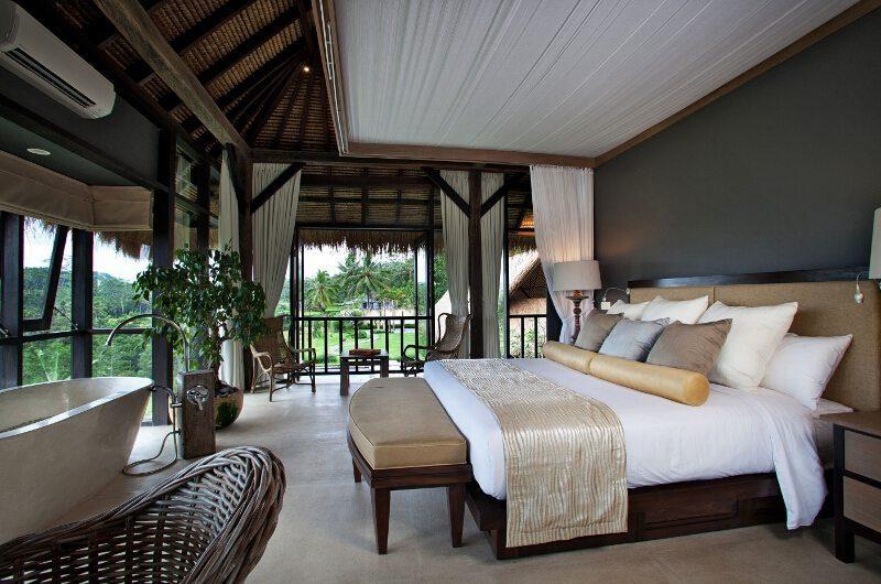 Villa Kelusa Master Bedroom | Ubud, Bali