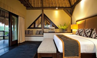 Villa Kelusa King Size Bed with View | Ubud, Bali