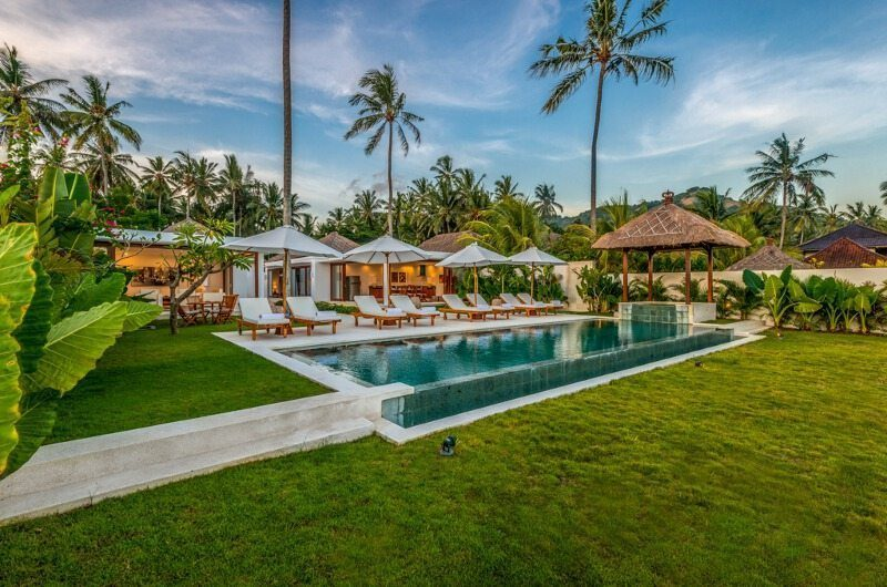 Villa Oceana Swimming Pool | Candidasa, Bali