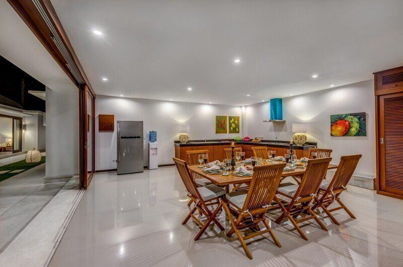Villa Oceana Dining Area | Candidasa, Bali
