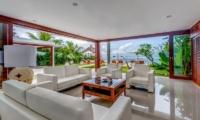 Villa Oceana Living Area | Candidasa, Bali