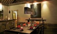 Villa Rumah Lotus Dining Area | Ubud, Bali