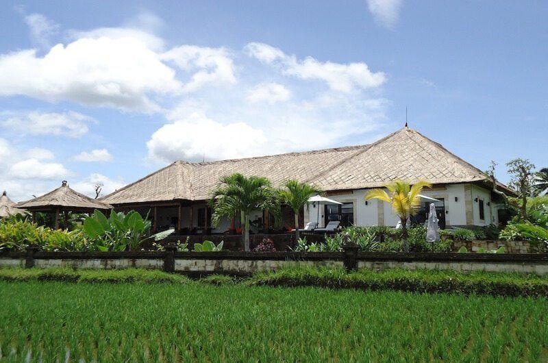 Villa Rumah Lotus Exterior | Ubud, Bali