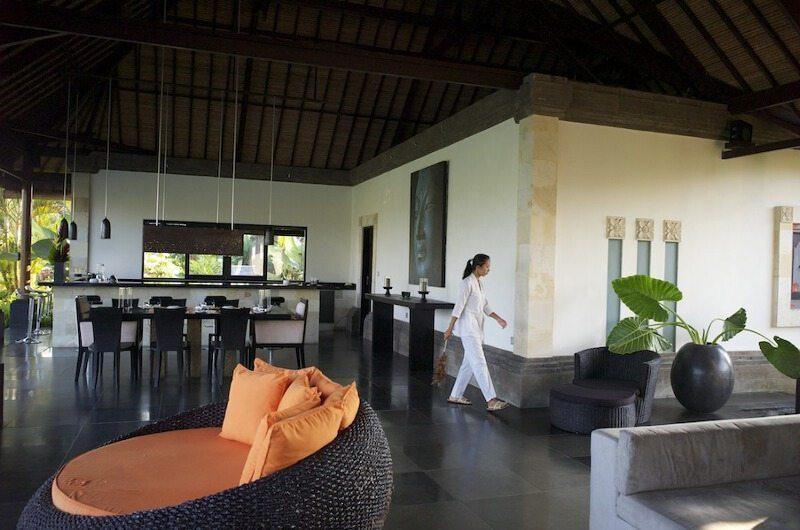 Villa Rumah Lotus Dining Room | Ubud, Bali