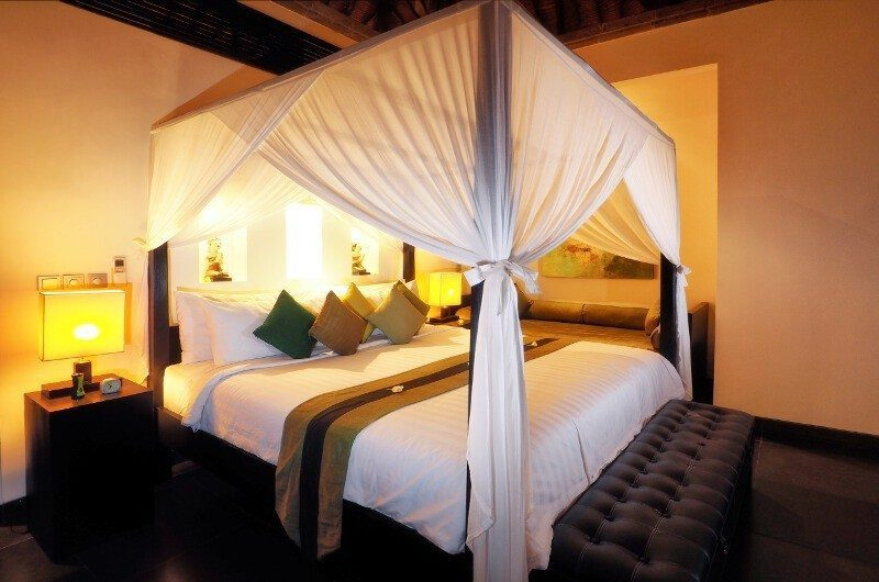 Villa Rumah Lotus Bedroom|Ubud, Bali