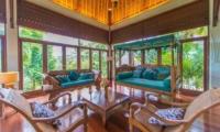 Villa Samaki Lounge Area | Ubud, Bali