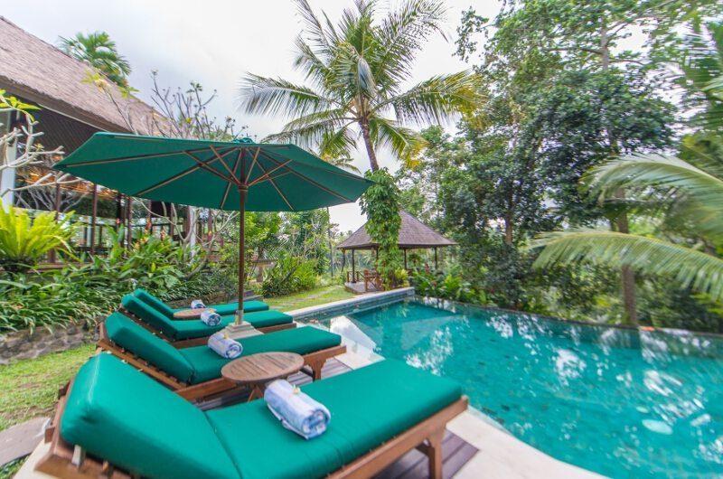 Villa Samaki Reclining Sun Loungers | Ubud, Bali