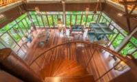 Villa Samaki Up Stairs View | Ubud, Bali