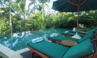Villa Samaki Pool | Ubud, Bali