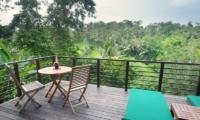 Villa Samaki Balcony | Ubud, Bali