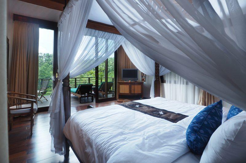 Villa Samaki Bedroom with Balcony | Ubud, Bali
