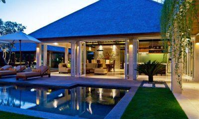 Villa Tenang Swimming Pool | Batubelig, Bali