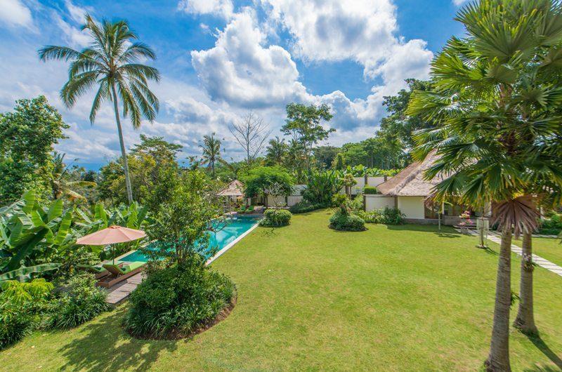 Villa Vastu Bird's Eye View | Ubud, Bali