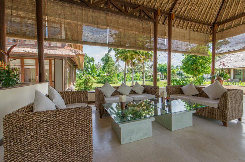 Villa Vastu Living Area | Ubud, Bali