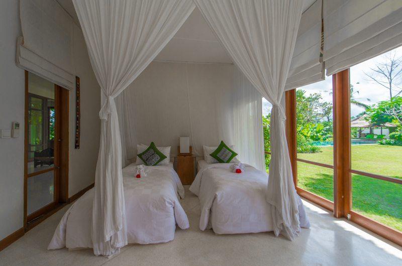 Villa Vastu Twin Bedroom | Ubud, Bali