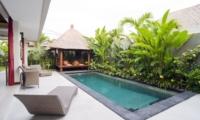 Villa Warna Warni Swimming Pool | Seminyak, Bali