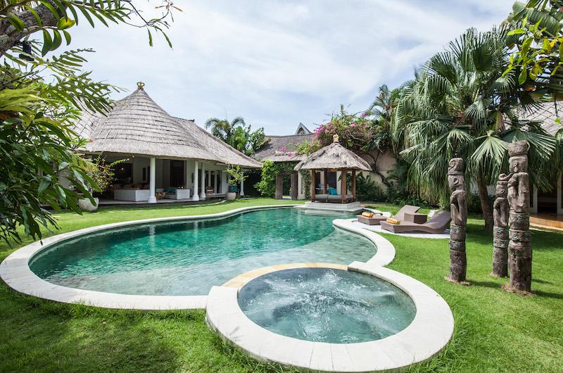 Casa Lucas Pool Area | Seminyak, Bali