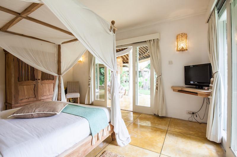 Casa Lucas Bedroom with TV | Seminyak, Bali
