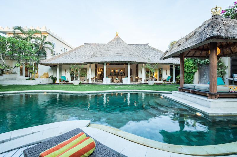 Casa Lucas Building Area | Seminyak, Bali