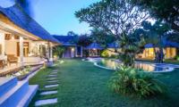 Casa Lucas Night View Pool Area | Seminyak, Bali