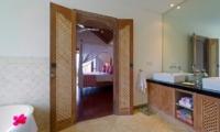 Cempaka Villa Bathroom | Candidasa, Bali