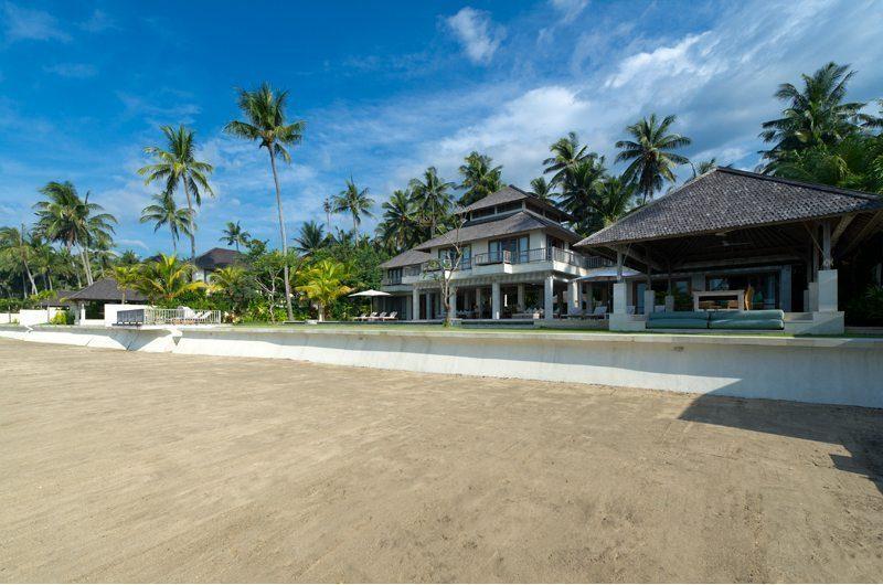 Cempaka Villa Outdoor Area | Candidasa, Bali