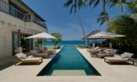 Cempaka Villa Sun Deck | Candidasa, Bali