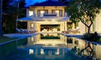 Cempaka Villa Pool Side | Candidasa, Bali