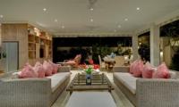 Cempaka Villa Living Area | Candidasa, Bali