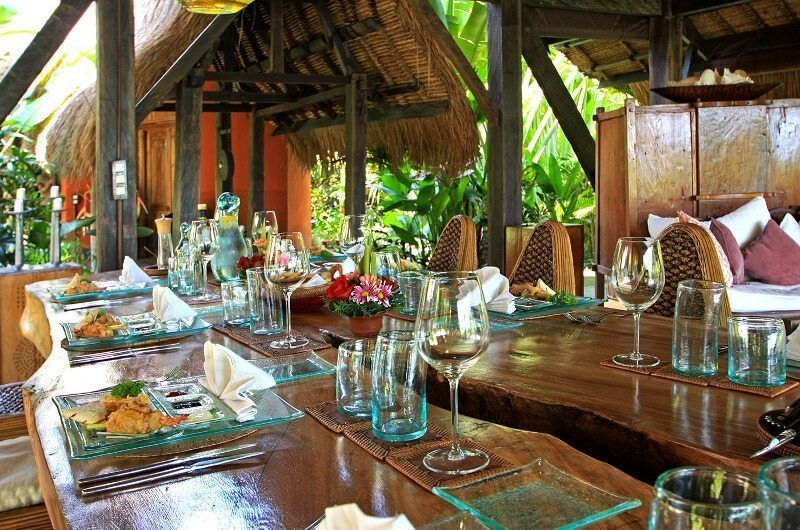 Own Villa Dining Area | Umalas, Bali