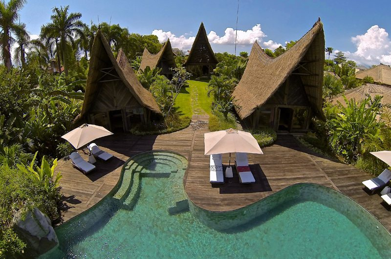 Own Villa Bird's Eye View | Umalas, Bali