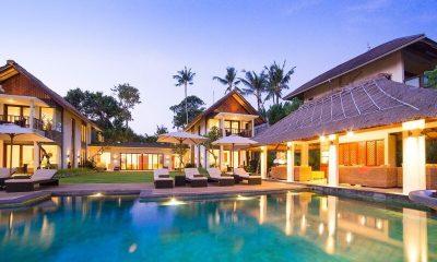 Seseh Beach Villas Pool Side   Seseh-Tanah Lot, Bali