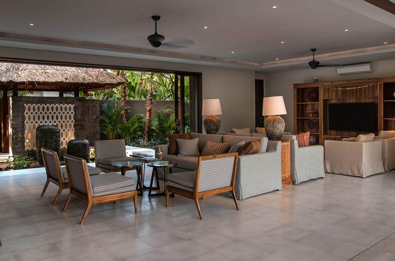Seseh Beach Villas Seseh Beach Villa 2 Indoor Living Area | Seseh, Bali