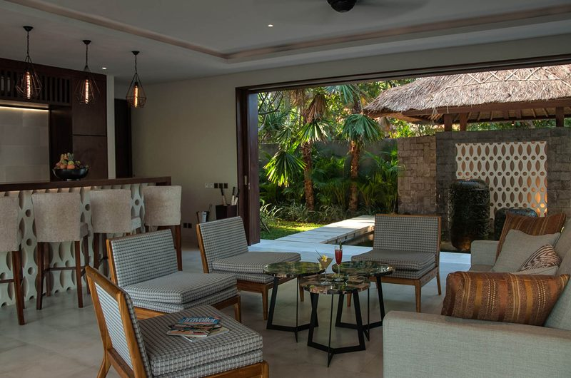 Seseh Beach Villas Seseh Beach Villa 2 Living Area | Seseh, Bali