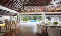 Villa Amaya Dining Area   Legian, Bali