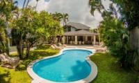Villa Amaya Swimming Pool   Legian, Bali