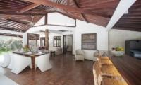 Villa Amaya Open Plan Dining Pavilion   Legian, Bali