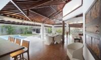 Villa Amaya Dining Pavilion   Legian, Bali