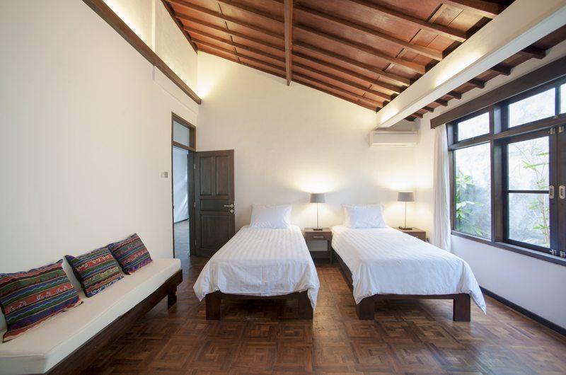Villa Amaya Twin Bedroom   Legian, Bali