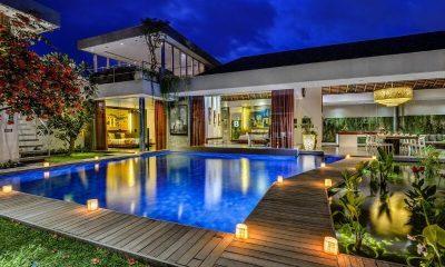 Villa Banyu Swimming Pool | Seminyak, Bali