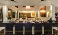 Villa Manis Dining Area | Pererenan, Bali