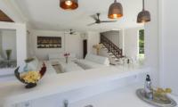 Villa Manis Indoor Living Area | Pererenan, Bali