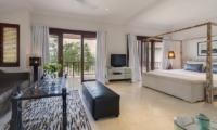 Villa Manis Bedroom with Sofa | Pererenan, Bali