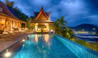 Baan Surin Sawan Night View | Surin, Phuket