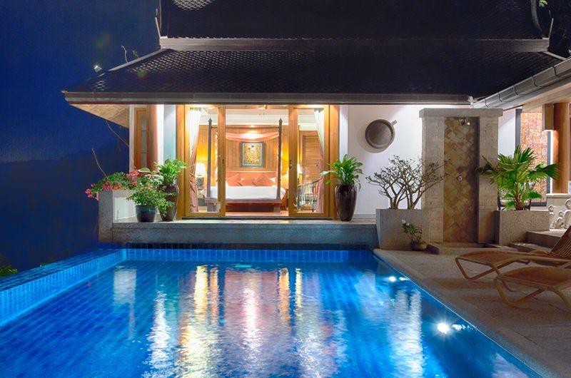Baan Surin Sawan Bedroom View | Surin, Phuket