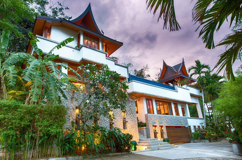 Baan Surin Sawan Entrance | Surin, Phuket