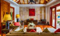 Baan Surin Sawan Indoor Living Area | Surin, Phuket