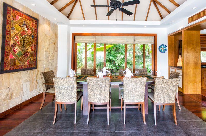 Baan Surin Sawan Dining Area | Surin, Phuket