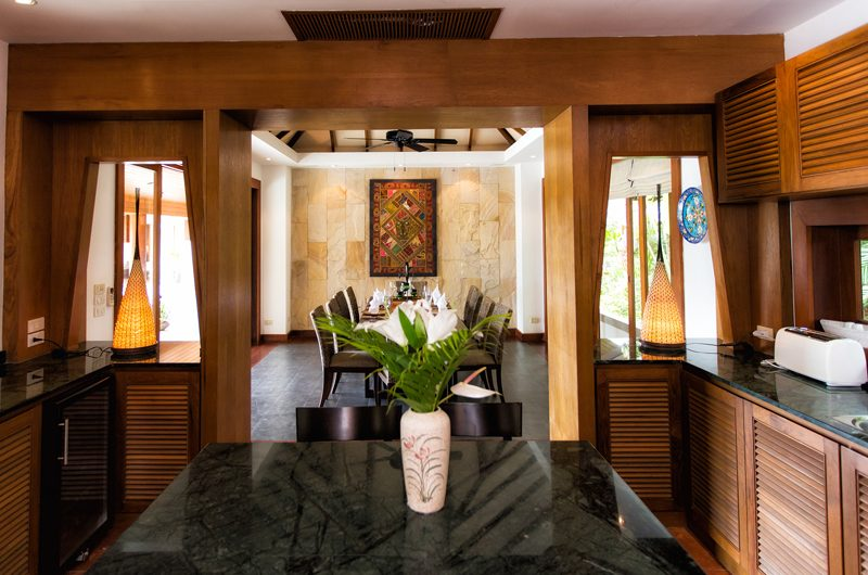 Baan Surin Sawan Kitchen and Dining Area | Surin, Phuket